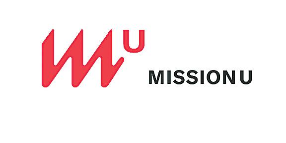 MissionU學校的logo。 (MissionU)