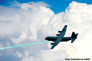 科幻成真 5年後現激光武器戰鬥機