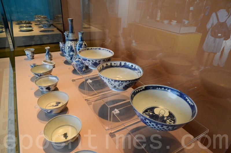 「牽星過洋——明代海貿傳奇」展出明代海上絲路文物