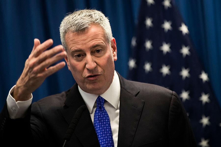 紐約市長選舉落幕 白思豪輕鬆連任