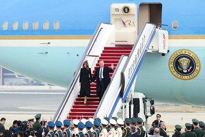 特朗普訪華 中共官媒披露將有特別行程