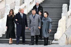 北京人望特朗普關注中國人權 期許中有擔憂