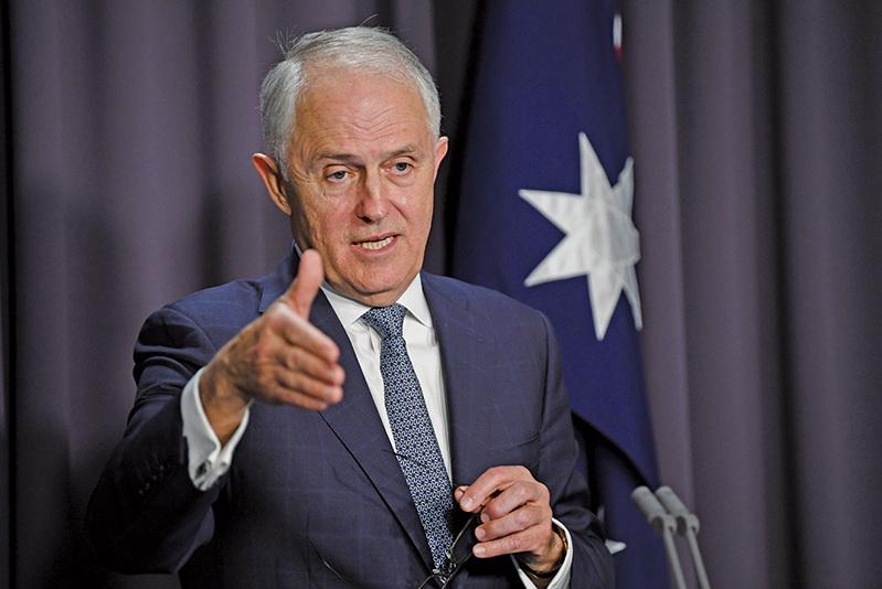 澳洲總理:議員雙國籍或引發更多補選