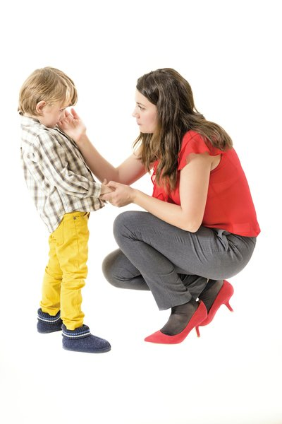 如何幫助害羞的孩子 (2)