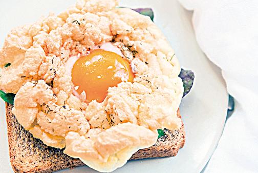 雞蛋料理變化多,可以運用自己的巧思來設計。