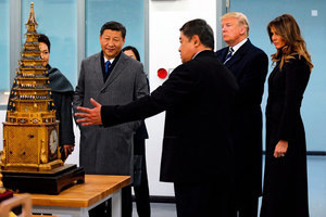 北京為特朗普奉2500億大單 在美創數千工作