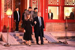 【文史】特朗普遊故宮 到訪紫禁城何處?