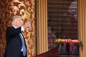 分析:特朗普亞洲行三大目標與中美分歧