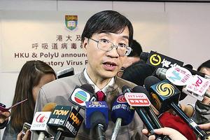 袁國勇:港濫用抗生素嚴重