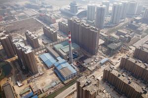 陸城市賣地所得超財政收入
