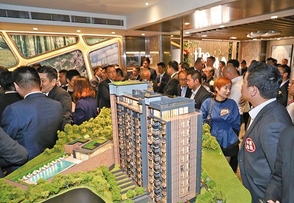薈蕎最低入場費428萬港元