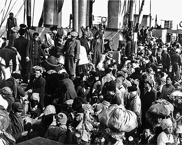 Meredith Victory號因「用一艘船救了最多生命的世界紀錄」被登載在健力士世界紀錄。(世界和平自由聯合提供)