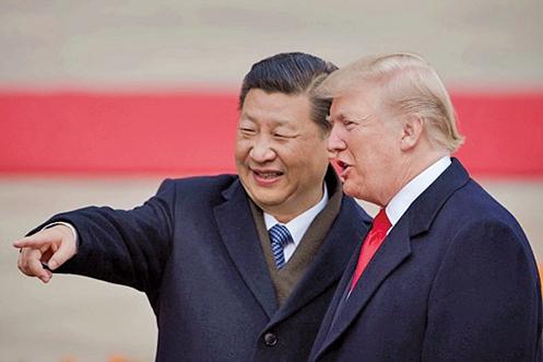 美媒:北京動用數百特工 「研究」特朗普 向習匯報