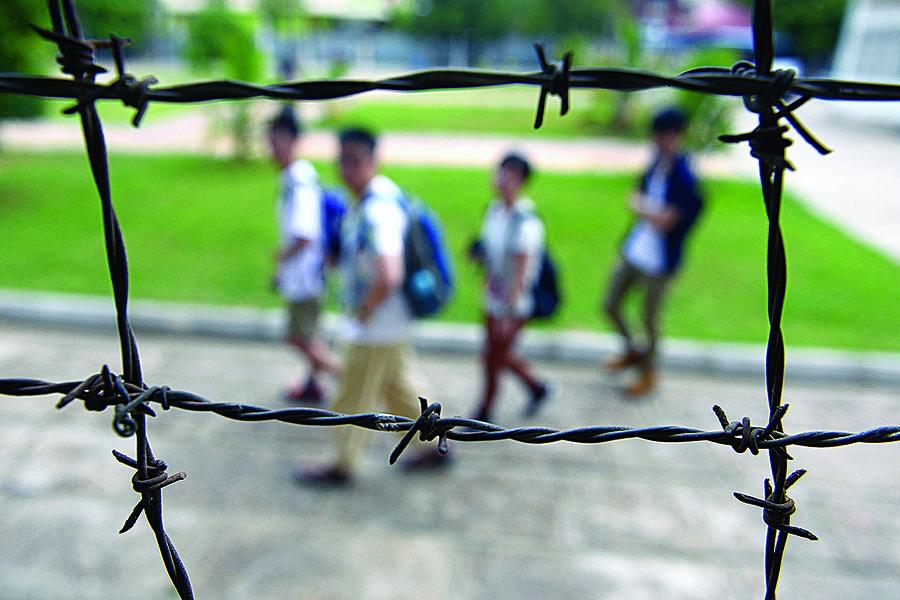 吐斯廉博物館告訴世界:柬埔寨發生過甚麼