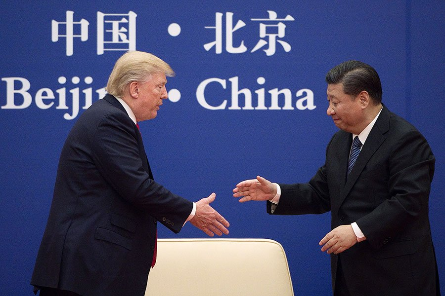 蒂勒森表示,特朗普和習近平承諾實現朝鮮半島的無核化,並將不會接受一個核武裝北韓。(NICOLAS ASFOURI/AFP/Getty Images)