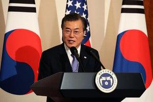 文在寅執政半年 南韓外交安全初現曙光