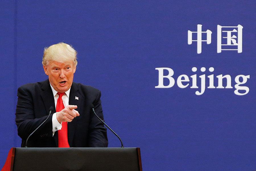 中國毒品在美氾濫 特朗普訪華籲合作打擊