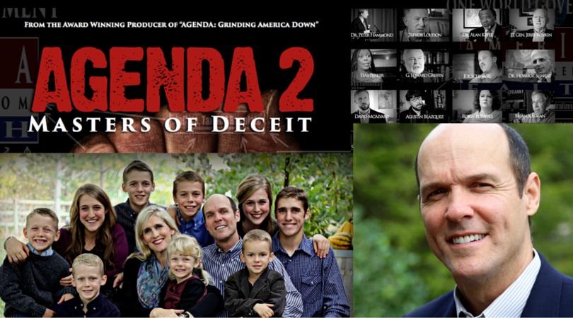 《蠶食美國:欺詐大師》(Agenda 2: Masters of Deceit)鏡頭語言和各界訪談珠聯璧合、扣人心弦。(大紀元合成)