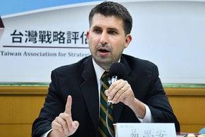 美智庫研究員易思安:中共若犯台將亡黨