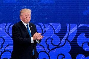 特朗普APEC盛讚四國民主 背後隱藏甚麼信息
