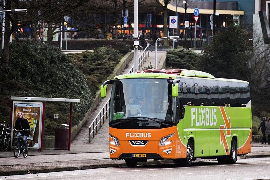 德國長途巴士Flixbus明年將登陸美國