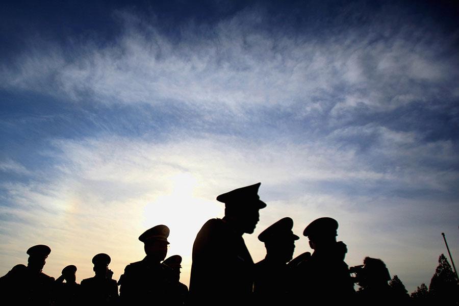 習近平進行軍隊改革掌握軍權。(Feng Li/Getty Images)