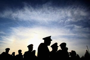 軍改動態:中共大規模調整軍隊文職人員體系
