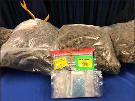 一站式網購芬太尼 毒品源頭在中國