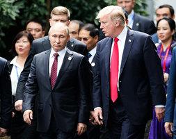 美俄首腦峰會或即將登場 白宮:籌備中