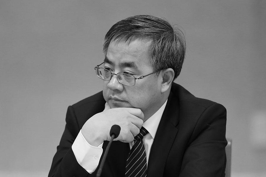 外界認為,中共政治局委員、廣東省前書記胡春華,可能出任中共國務院副總理。(Feng Li/Getty Images)