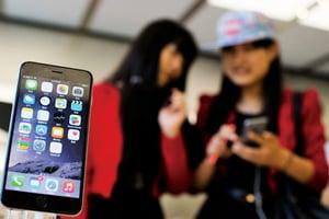 外媒:中國智能手機市場疲弱 50%廠商或倒閉
