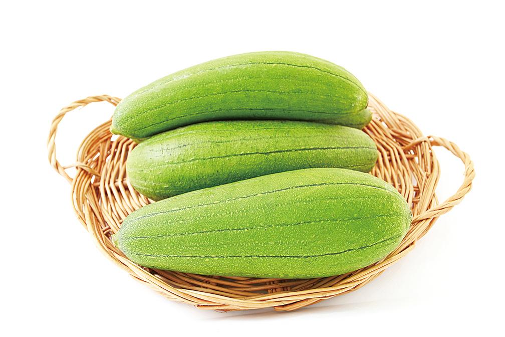 勝瓜是很清爽的蔬果,用忌廉香煎,也不會過於油膩。