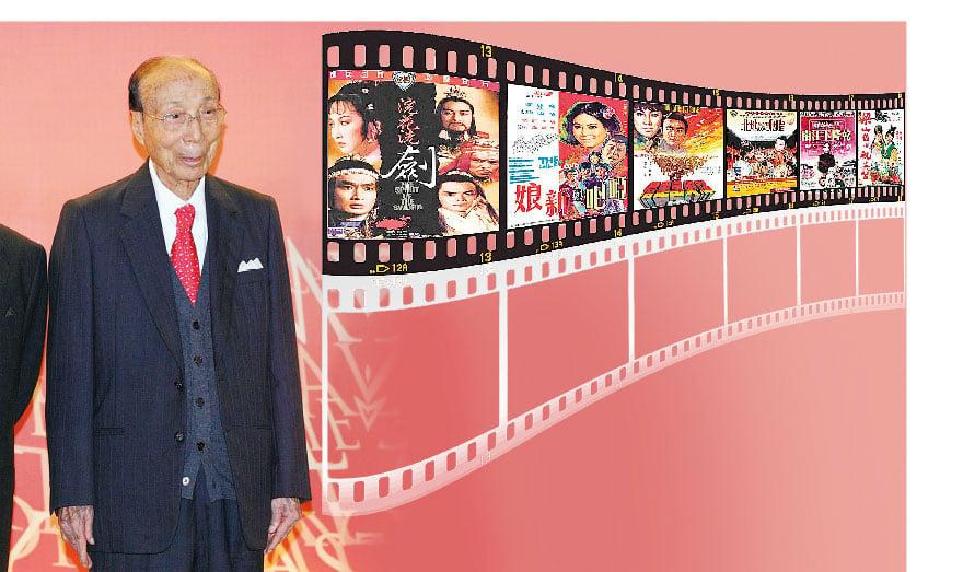 邵逸夫電影事業中 的八段創業故事
