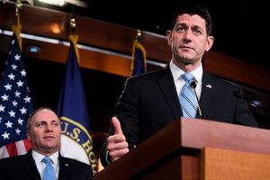 美眾議院稅改議案有望投票通過