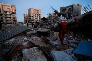 兩伊邊界7.3級強震 死傷逾7000