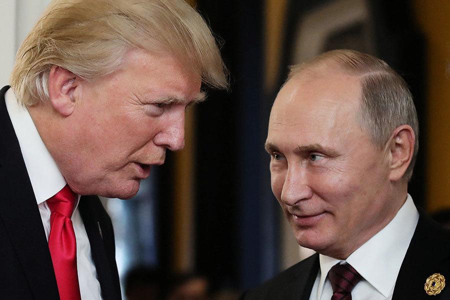 特朗普可能要求普京引渡12名俄羅斯黑客