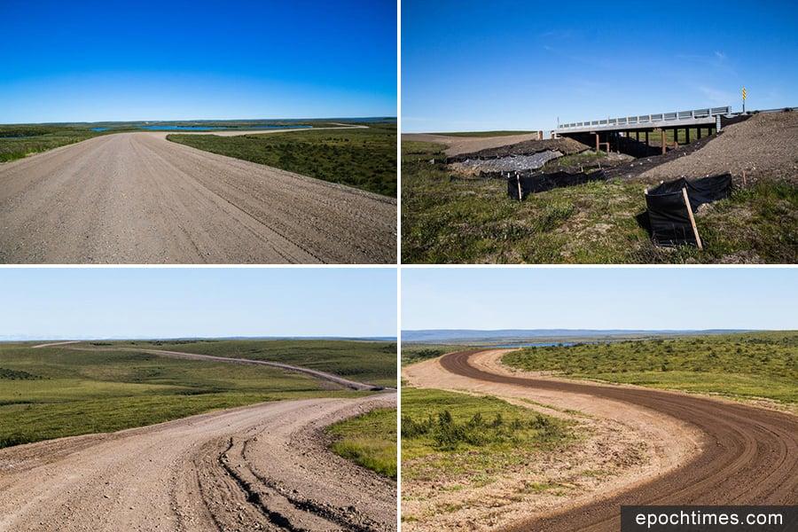 四季皆宜 加拿大首條連北冰洋公路開通