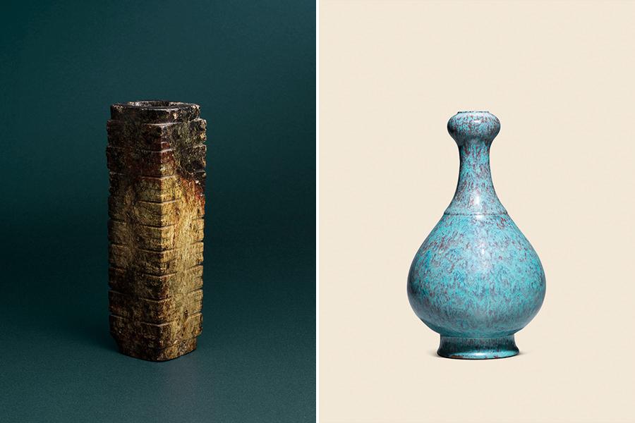 佳士得拍賣珍罕中國瓷器及古玉器