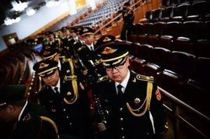 陳思敏:習大砍軍官待遇 江腐敗治軍被針對