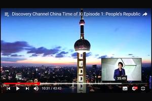 中共招募外媒宣傳 探索頻道中招