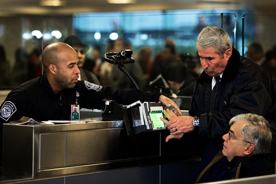 特朗普最新旅行限制令 上訴法庭同意部份生效
