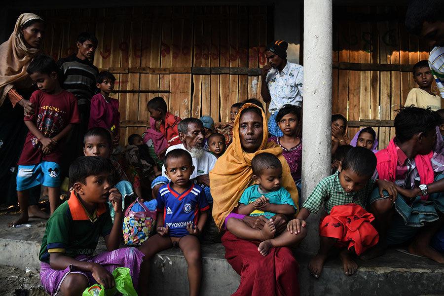 區域峰會 聯合國與菲美關切若開邦危機