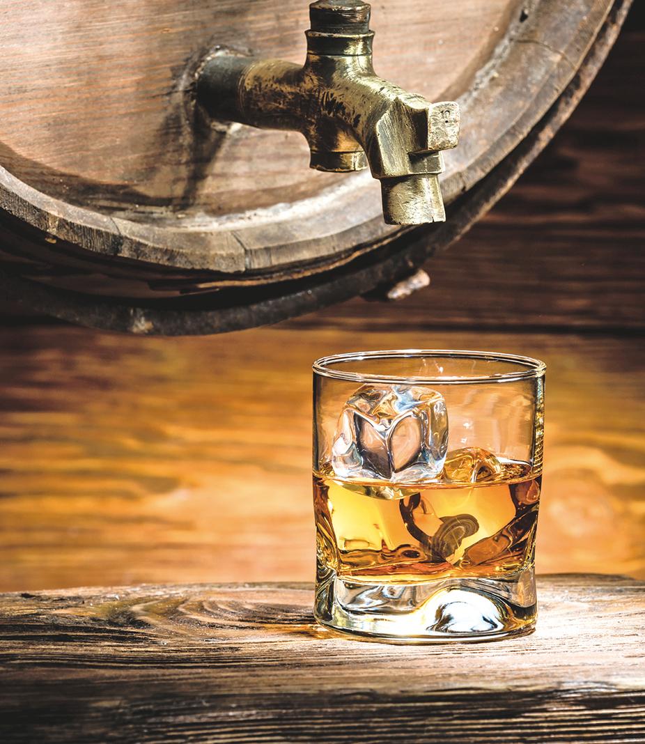與大部份酒精飲品一樣,威士忌有相當悠久的歷史。