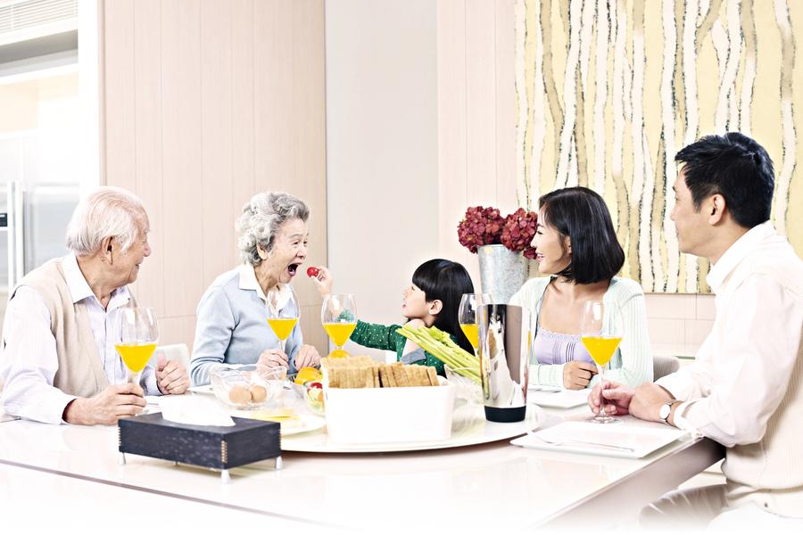 智慧 &人生 從家庭和睦說起