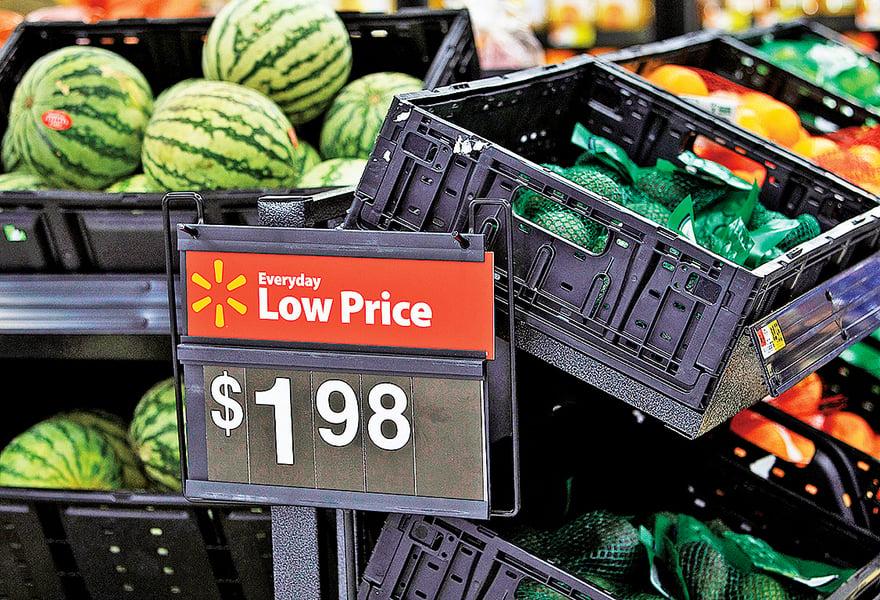 顧客買西瓜絆倒受傷判賠750萬美元沃爾瑪要上訴