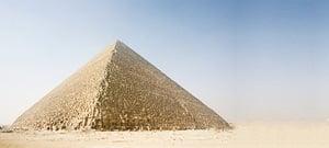 無所不在的金字塔(13)非洲篇