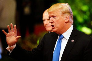 特朗普亞洲行結束:改變貿易規則 獲最高禮遇