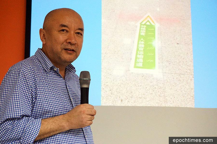 新疆流亡醫生揭活摘器官:中共如惡魔