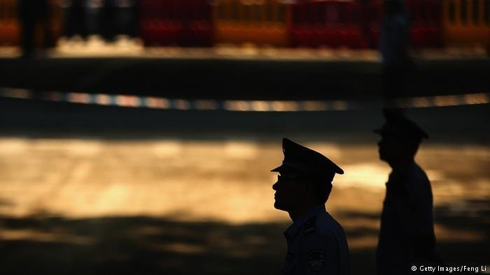2015年美國政府警告中共,那些北京派遣來到美國進行秘密「獵狐」行動的特工,必須立刻停止活動。(Feng Li/Getty Images)
