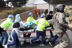 向南韓投誠的北韓軍人手術後逐漸恢復